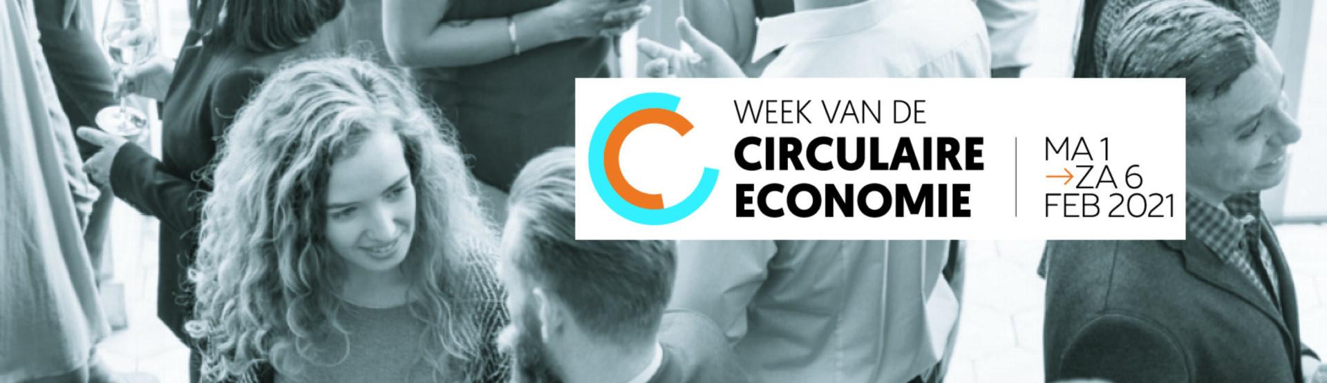 Het is de week van de circulaire economie